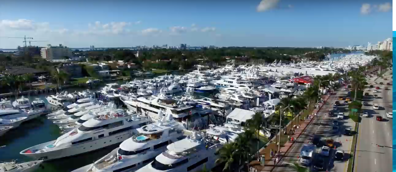 Big changes for both miami shows more boats more - Miami boat show ...