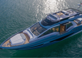 Sessa Launches Innovative Fly 68 Gullwing