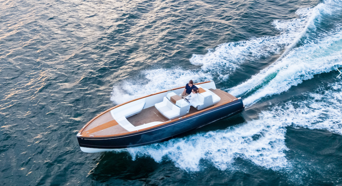 What Does It Really Cost To Drive An Electric Boat 1 000 Miles At 10 Mph Here Are Some Answers From Stephens Waring Yacht Design