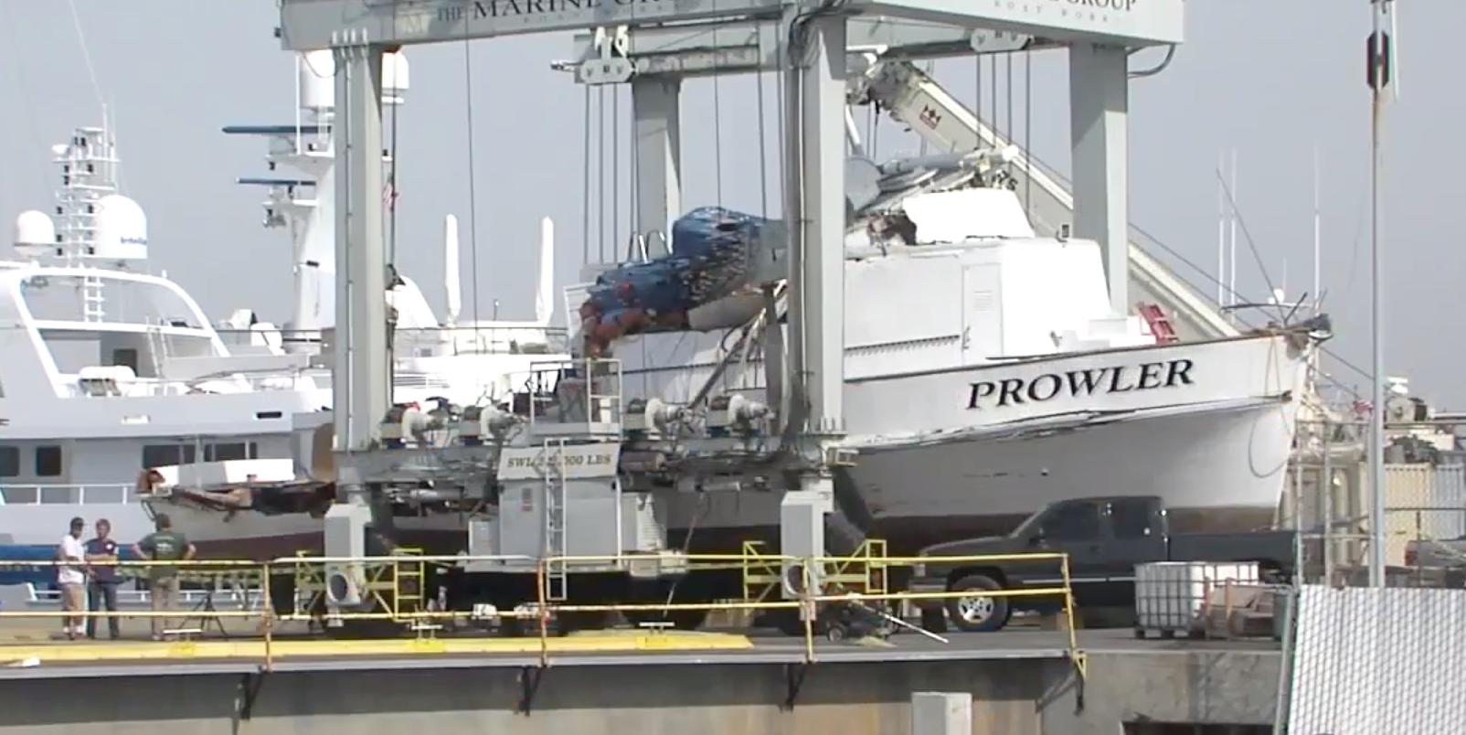 Coast Guard Investigates Why No Warning Before 332-Foot