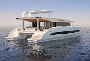 Silent Yachts Introduces New 79-foot, Solar-Powered, Long