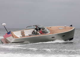 Reliant Launches New X40, a Creative 40-Knot Cruiser