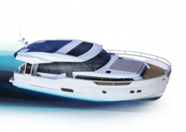 Greenline 48 Hybrid Coupe: Great New, Light-Filled Diesel or Electric Cruiser