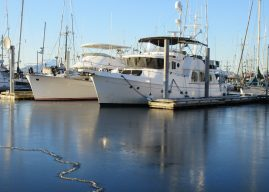 After 35,000 Miles Around the Pacific on Their Selene 53, the Youngbloods are Wintering Over in Sitka, Alaska, and It's Cold