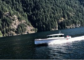 Retired Vancouver Couple, Veteran Boat Owners, Cruise Gulf Islands on New Axopar 37