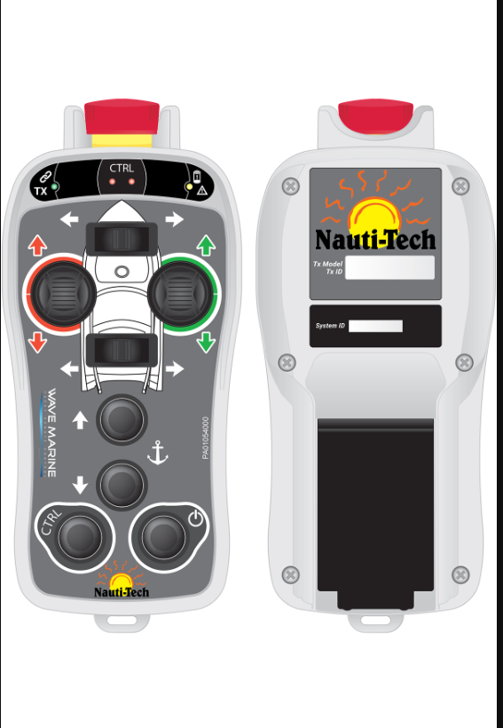 New Wave Marine Remote: Control Your Boat From 492 Feet Away
