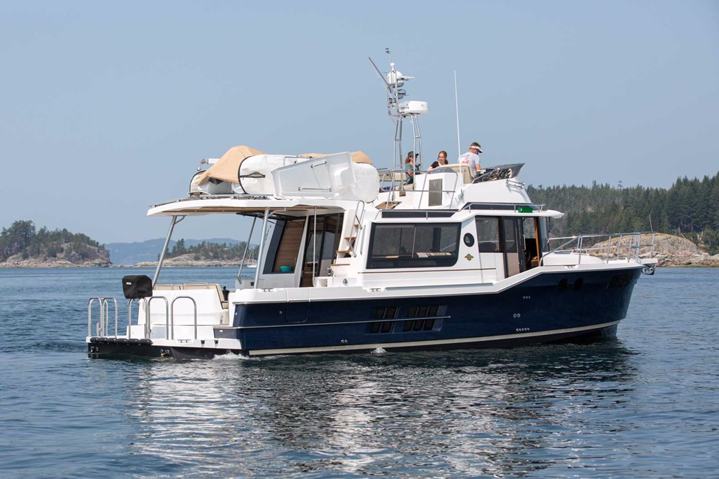 Brand New Ranger Tugs 41 Flagship: Two-Stateroom, Two-Head