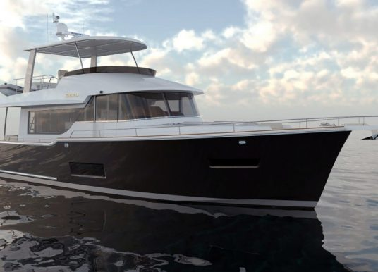 Summit 54, the New 26-Knot Cruiser from Kadey-Krogen, To Be Launched Later This Year