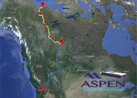 Larry Graf Starts Aspen's Newest Adventure: 1,120 Miles Down the Mackenzie River to the Arctic Ocean
