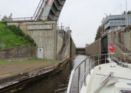 Dirona, a Nordhavn 52, Is One of the First American Boats To Cruise the Saimaa Canal in Russia and Finland