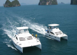 Phuket, Thailand: An Easy and Exotic Chartering Destination