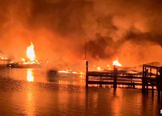 8 People Killed in Tragic Alabama Marina Fire