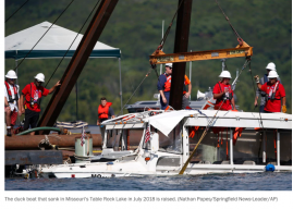 Weather Forecasts Revisited After Duck Boat Disaster