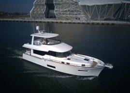 New SUMMIT 54 Has Successful Sea Trial, Hits 26 Knots