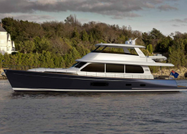 Grand Banks Building New Flagship 85, a Long-Range Cruiser