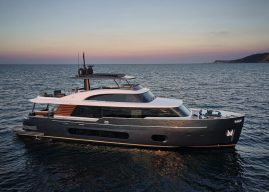 Azimut's New Magellano 25 Metri: Luxurious Long-Range Cruiser
