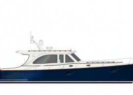 Vicem Launching Elegant New 50 Classic Cruiser