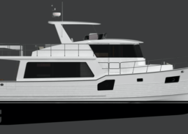 North Pacific Making New 49 Euro Pilothouse Cruiser
