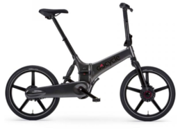 New Folding Electric Bike Goes 20 mph
