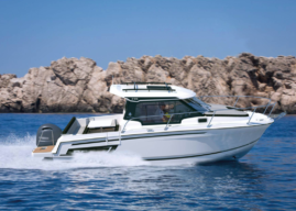 Jeanneau Launches All-New NC 795 Weekender