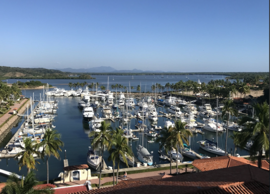 Panama Posse, with 153 Boats, Starting in Mexico