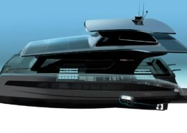 Silent Yachts Building New Solar/Electric Cat with VW