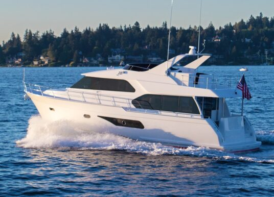 Apollonian 52: A Totally New Raised Pilothouse Yacht