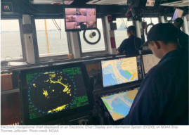 NOAA Starts Transition to All Electronic Charts