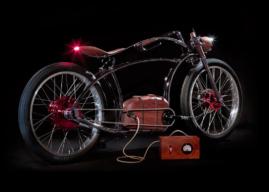 Elegant New Avionics Electric Bike Hits 36 mph