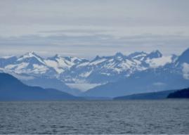 Exploring Glacier Bay on a Kadey-Krogen 48